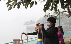 Miền Bắc đón không khí lạnh, Hà Nội mưa rào và dông