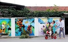 Coi chừng thảm họa khi bích họa nảy nở như nấm sau mưa ở Hà Nội