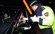 Hàn Quốc: tái phạm say rượu lái xe là bị bắt ngay