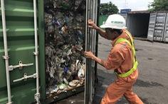 Dừng cấp phép kinh doanh nếu hãng tàu chưa tái xuất rác