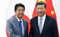 Nhật - Trung xích lại gần nhau