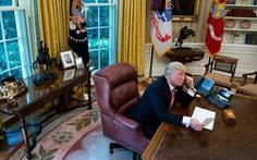 Trung Quốc nghe lén điện thoại ông Trump tìm đối sách thương mại