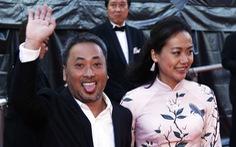 Hồng Ánh, Liên Bỉnh Phát lên thảm đỏ Liên hoan phim Tokyo