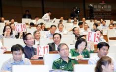 Quốc hội bắt đầu hai ngày thảo luận kinh tế - xã hội