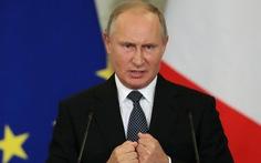 Ông Putin thay một lúc 5 bộ trưởng, lập thêm phó thủ tướng thứ 10