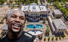 Chiêm ngưỡng biệt thự 10 triệu USD của võ sĩ Mayweather