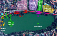 Hà Nội nói ga ngầm C9 phù hợp với bảo tồn di sản
