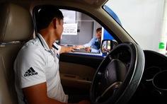 Xe thưa thớt trên cao tốc Đà Nẵng - Quảng Ngãi ngày thu phí lại