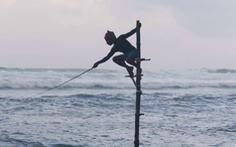 Người câu cá cuối cùng ở Sri Lanka