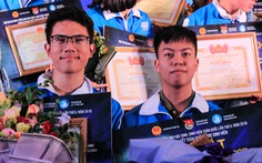 Sinh viên Học viện An ninh chiến thắng Hội thi Olympic tiếng Anh