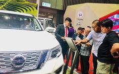 Vietnam Motor Show 5 ngày bán được 880 xe hơi