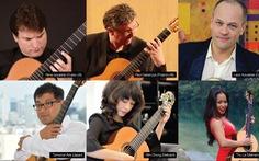 Cuộc hẹn du dương tháng 11 với liên hoan guitar Sài Gòn lần thứ 5