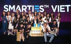"""Unilever đón """"mưa"""" giải thưởng marketing tại Smarties Việt Nam 2018"""