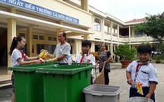 Tiếng kẻng nhặt rác: không chỉ là trách nhiệm của cô lao công