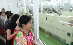 Hơn 10.000 người tham quan nhà máy Acecook Việt Nam mỗi năm