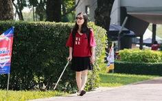 Nữ sinh khiếm thị xuất sắc giành học bổng 1 tỉ đồng của ĐH RMIT