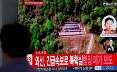 Hàn Quốc nói Triều Tiên đã sẵn sàng mời thanh sát viên quốc tế