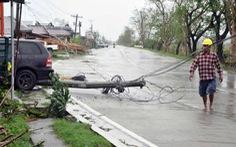Ít nhất 30 người Philippines bị vùi lấp do bão Yutu
