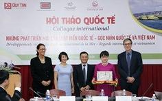 Hội thảo về Luật biển Quốc tế tại Đà Nẵng
