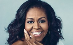 Michelle Obama tiết lộ đã thụ tinh trong ống nghiệm để sinh 2 con gái