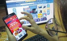 Mua hàng online 'ngày độc thân'