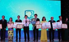 Bốn công trình đoạt giải 'Tri thức trẻ vì giáo dục'