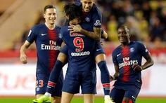 Đè bẹp Monaco, PSG băng băng đến chức vô địch