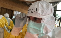 Dịch Ebola lại 'diễn biến phức tạp' ở CHDC Congo