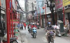 Hà Nội vừa 'đồng phục hóa' thêm một tuyến phố