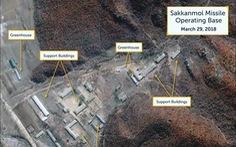 Vẫn còn nhiều căn cứ tên lửa bí mật ở Triều Tiên?