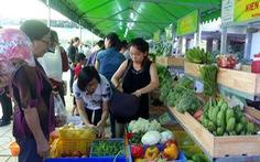 TPHCM có thêm 3 chợ phiên nông sản an toàn