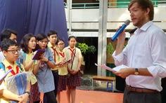 TP.HCM khảo sát ngoại ngữ toàn bộ học sinh lớp 9