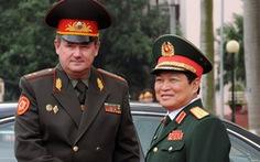 Việt Nam và Belarus hợp tác khoa học quân sự