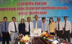 10 tỉ đồng giúp học sinh nghèo An Giang