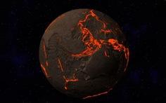 Trái Đất đang 'hì hục' hút… nước