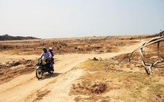 Mưa thấp hơn nhiều năm, nhiều địa phương đối mặt khô hạn