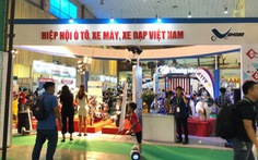 Khai mạc Triển lãm Vietnam Cycle 2018