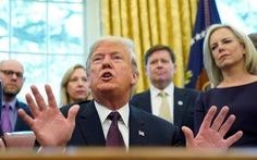 Tổng thống Trump: Trung Quốc đã gửi danh sách 142 mục sẵn sàng làm