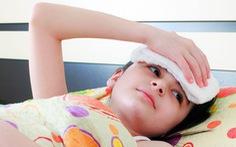 Điều trị cảm ở trẻ em khác với người lớn