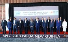 APEC lần đầu tiên không có tuyên bố chung