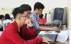 Nhiều trường đại học cho sinh viên học tập trung, vẫn duy trì dạy online