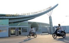 Kiến nghị hủy bỏ kết quả đấu thầu KTX Học viện Cán bộ TP.HCM