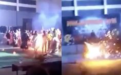 Vụ nữ sinh bốc cháy ở lễ hội Halloween: không kỷ luật ban tổ chức