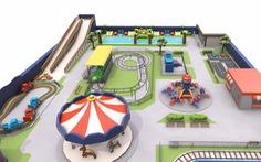 Công viên giải trí tiêu chuẩn quốc tế sắp ra mắt
