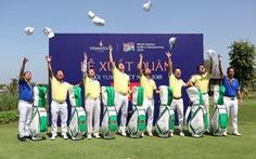 Những khoảnh khắc làm nên kỳ tích của đội tuyển golf Việt Nam