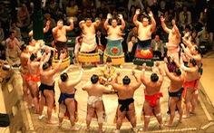 Khám phá hòn đảo của những sumo ở Nhật Bản