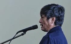 Cựu cục trưởng C50 thừa nhận thuộc cấp có 'báo cáo miệng'