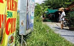 Xuất hiện băng cướp đi xe máy chém người ở vùng ven Sài Gòn