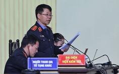 Cựu tướng Phan Văn Vĩnh bị đề nghị án tù 7-7 năm rưỡi