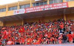 Sân Hàng Đẫy có đảm bảo an toàn cho trận VN - Campuchia?